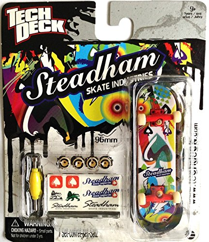 Tech Deck Steadham Red Trucks 20023939
