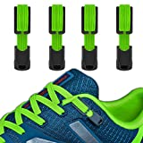 #5: Xpand No Tie Shoelaces System with Elastic Laces - One Size Fits All Adult and Kids Shoes