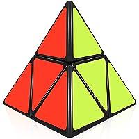 Willking Triangle Pyramid Pyraminx Pyramorphix Mastermorphix Magic Cube Speed Puzzle Twist Toy