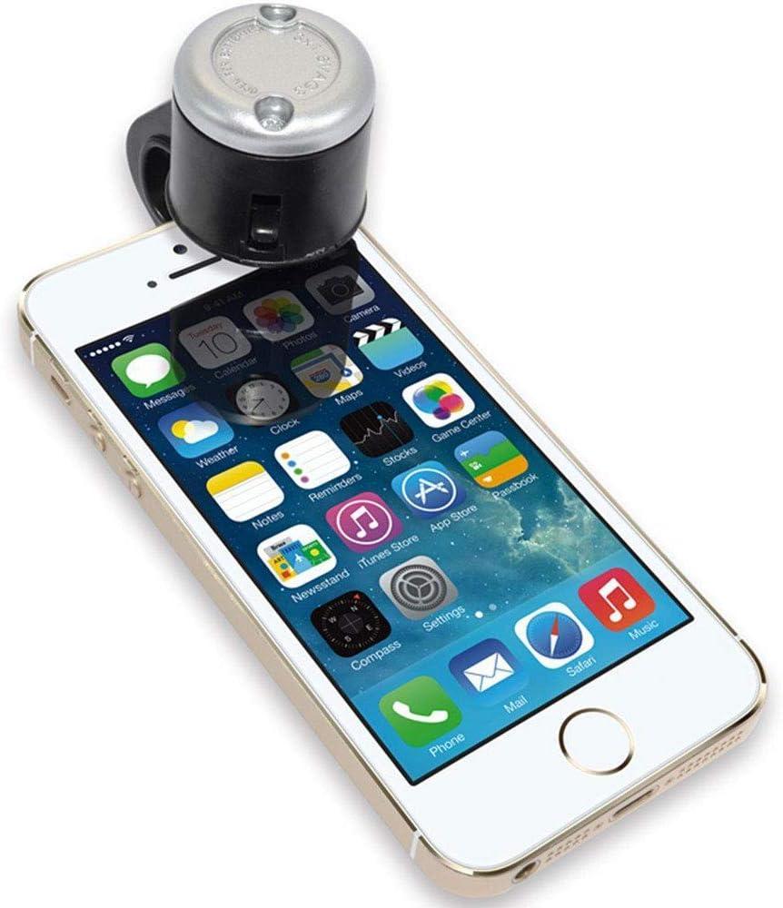 Zoom Optique 30x t/él/éphone Portable Microscope Clip microlentille Telescope Cam/éra Objectif Lampe LED Microscope pour Les Bijoux Magnifier Convient pour Iphone Samsung T/él/éphone