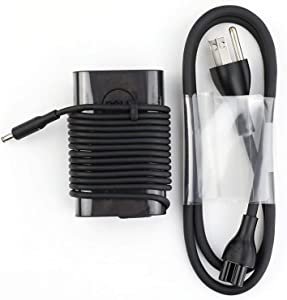 45W AC Power Charger Fit for Dell Inspiron 15: 3551 3552 3555 3558 3565 3567 5551 5552 5555 5558 5559 5565 5567 5568 5578 7558 7568 7569 7579 5566 Laptop Power Supply Adapter Cord.Plug Size: 4.53.0