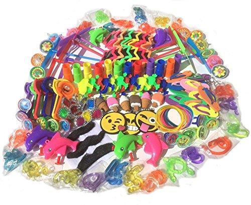 150 Piece Assortment Birthday Students Carnival