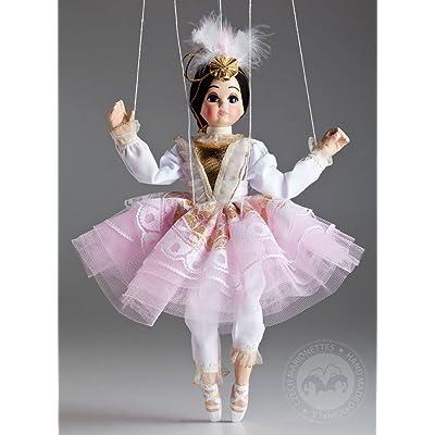 Ballerina Rosie Marionette - String Puppet: Toys & Games