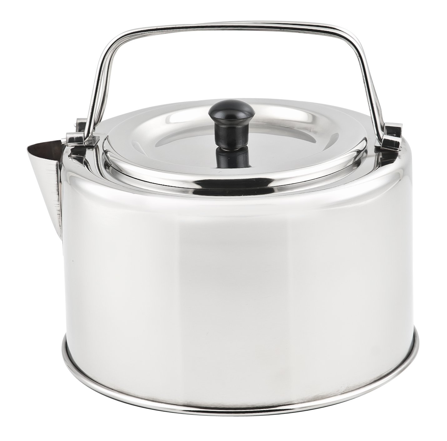Chinook Plateau 18 8 Stainless Steel 29 Ounce Tea kettle