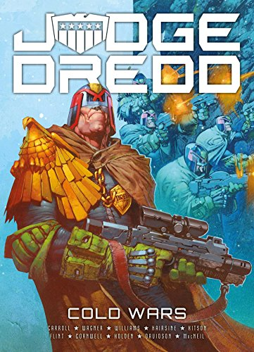 Pdf Comics Judge Dredd: Cold Wars