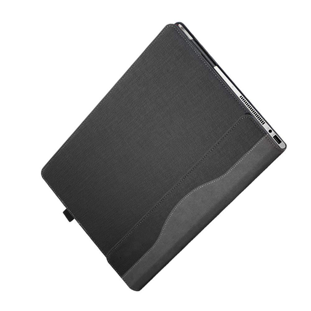 Laptop Cover for Lenovo Yoga C930/920/910/yoga 7 pro/Yoga 6 Pro/Yoga 5 Pro 13.9 Inch Folio Tablet Case Grey by Lakikey (Image #2)