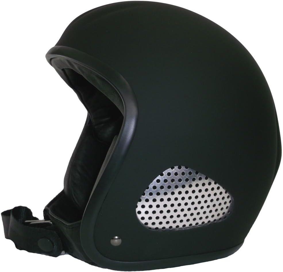 Jethelm MTRK 730 schwarz matt Helm Helm Helm Scooter Motorrad M