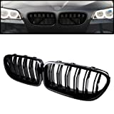 Anzio Gloss Black M5 Look Front Grille Grill