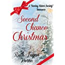 Second Chance Christmas: Heartwarming historical holiday romance by bestselling author (Sewing Sisters Society Book 2)