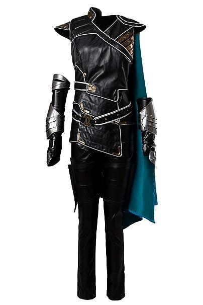 Amazon.com: Cosplaysky – Ragnarok disfraz Valkyrie traje de ...