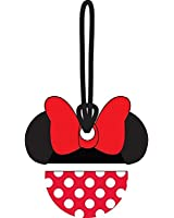Disney Minnie Mouse Dots Luggage Suitcase Tag
