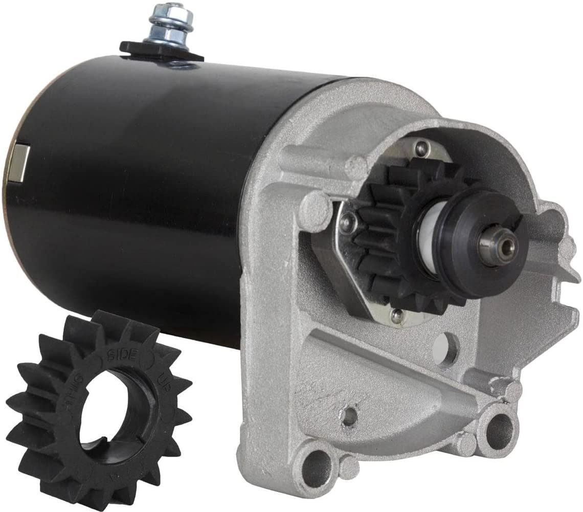 [SODI_2457]   Amazon.com: Rareelectrical New Starter Motor Compatible With Briggs &  Stratton 14 16 18 Hp Starter 497596 V Twin With Free Gear By Part Numbers  393017 AM38984 394674 394808 435307 497596 497956 AM39287: Automotive | Briggs And Stratton 18 5 Hp Engine Diagram |  | Amazon.com