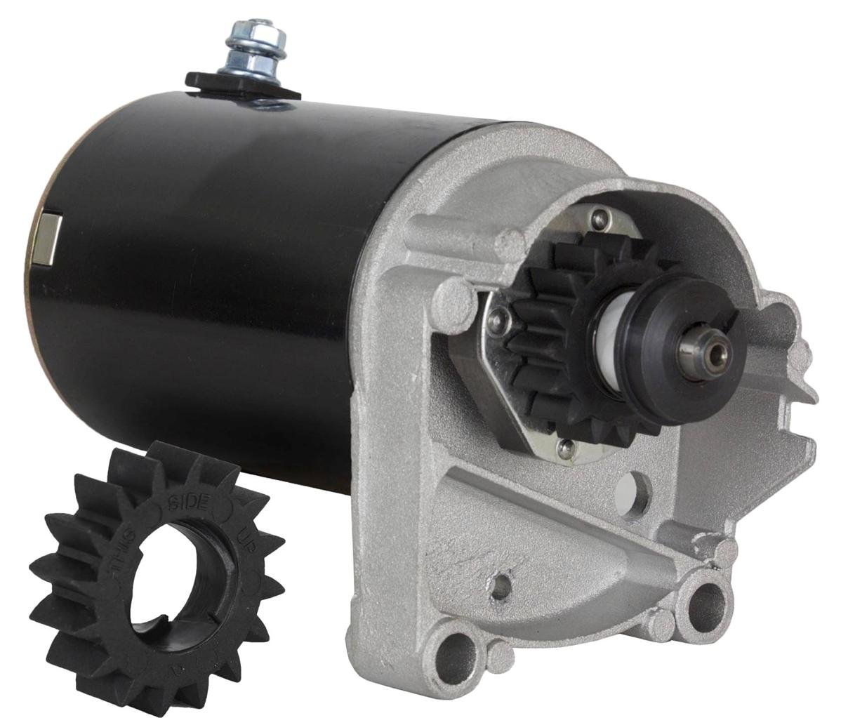 619zX5tazjL._SL1208_ amazon com starter motor briggs & stratton 14 16 18 hp starter  at mifinder.co