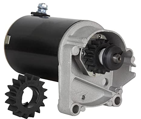 amazon com starter motor briggs \u0026 stratton 14 16 18 hp starter  image unavailable