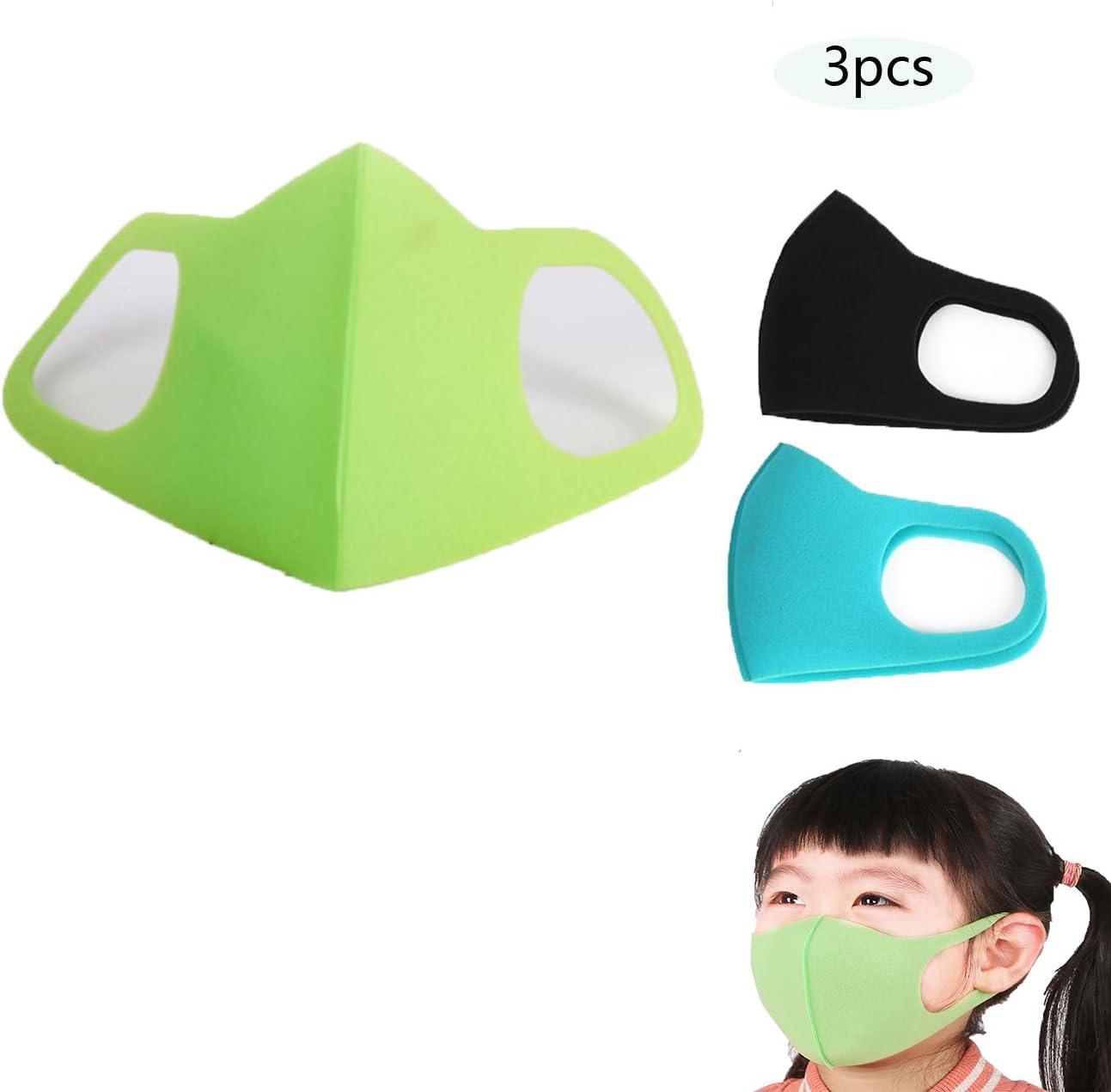BALIBALU - Máscara Antipolvo anticontaminación N 95 Protect PM 2.5 Air Dust Mascarilla Lavable Mascarilla Respirador de algodón con válvula Filtro reemplazable