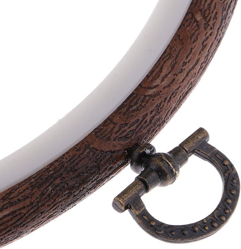 11CM Sharplace 11-23cm Holz Stickrahmen