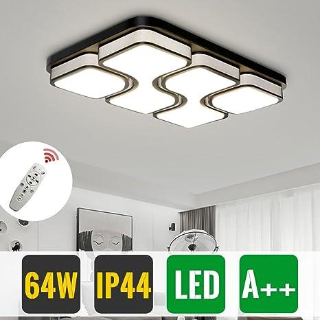 HG® 64W LED Lámpara de techo Lámpara de techo Lámpara de techo Lámpara de techo Iluminación regulable