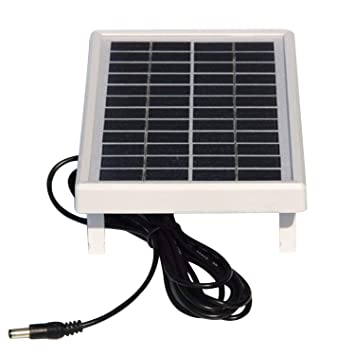 SODIAL 3w 12v Mini CéLula Solar Panel Solar Policristalino ...
