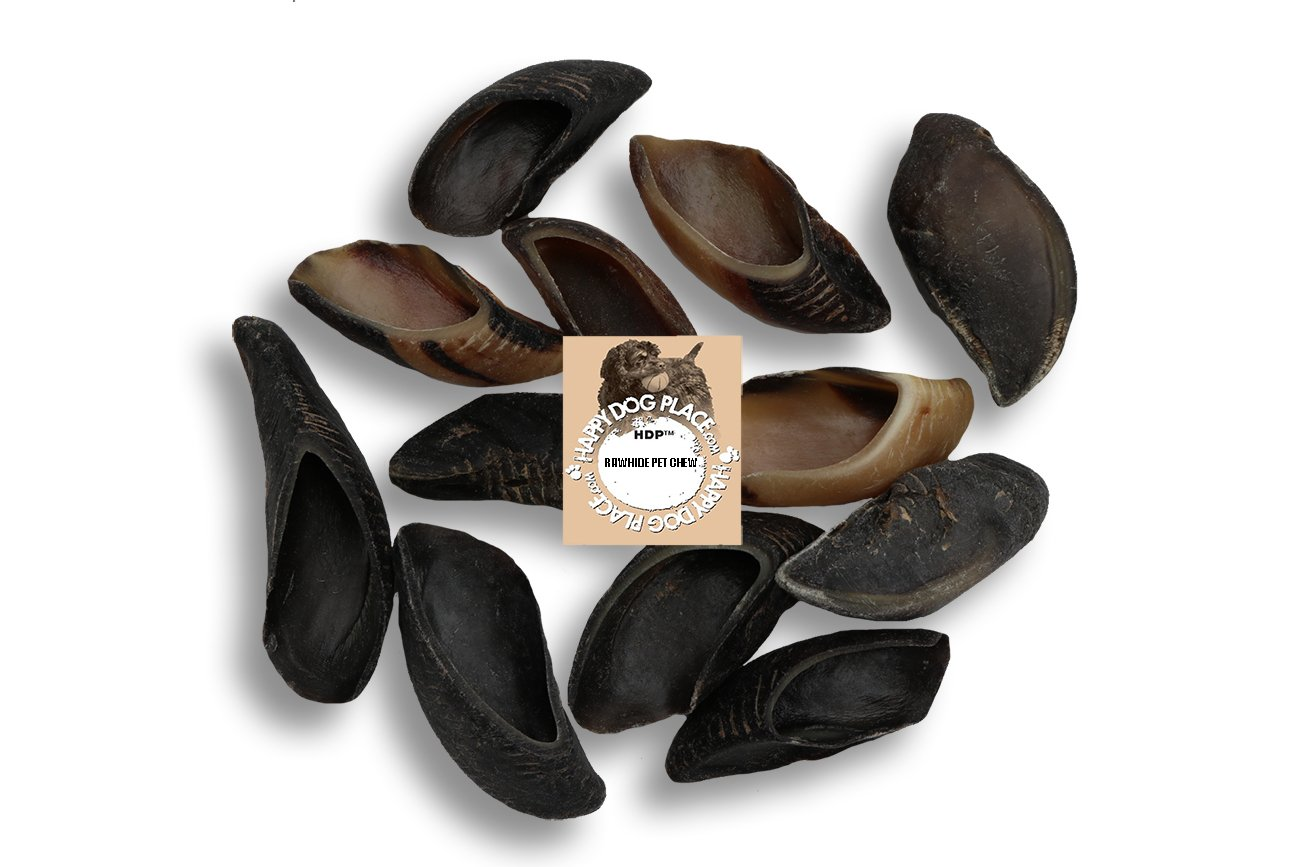 HDP Large Hooves Naturals Made in USA Size:1 LB Flavor:Natural by HDP