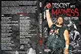 Official Ring of Honor ROH - Best of Kevin Steen: Descent into Madness (Kevin Owens) (2 Disc Set) DVD by Kevin Steen