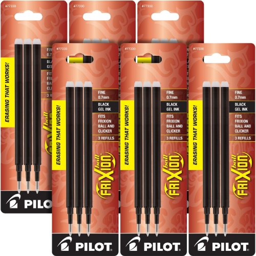 Pilot Refills FriXion Erasable Point