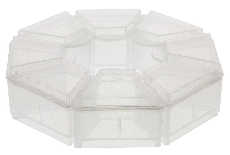 Beadsmith Octagon Box - PB8X PBX8