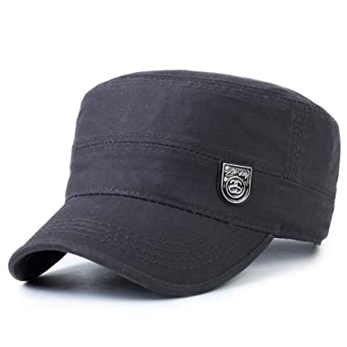 90ae0db163efb Flat caps/Military Cap/Mens outdoor sports Cap/The spring and autumn and
