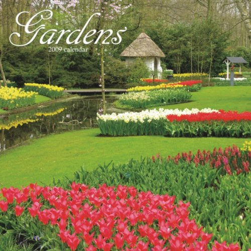 Home 2009 Wall Calendar (Gardens 2009 Square Wall Calendar)