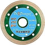 Dr. Diamond - Disco di taglio diamantato per piastrelle, professionale