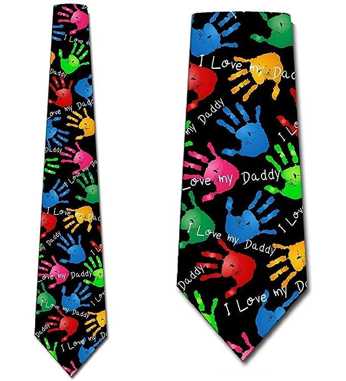Amo a mi papá ata a los hombres con corbata del Día del Padre por ...