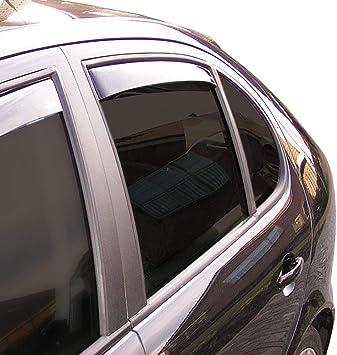 Climair Windabweiser Hinten Cls004m2024d Farbe Dunkel Auto
