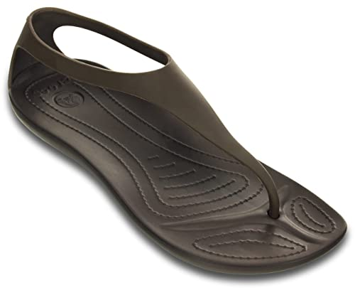 c1711b447e86cb crocs Women s Rubber Slippers  Buy Online at Low Prices in India - Amazon.in