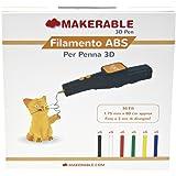 Filamenti ABS per 3DPEN 3DYAYA - Multipack ABS