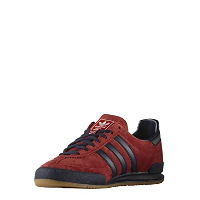 detailed look 358a8 fe7c1 adidas Mens Originals Mens Jeans MKII Trainers in Red - UK 6