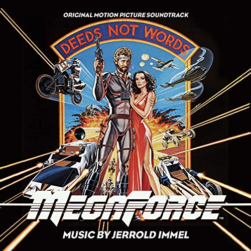 Megaforce (Original Motion Picture Soundtrack)