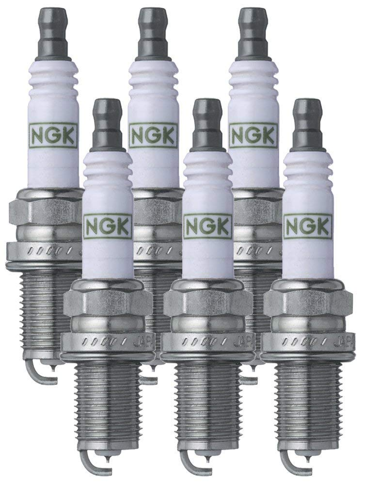 NGK 7090 G-Power Platinum Spark Plugs BKR5EGP - 6 PCS *NEW*