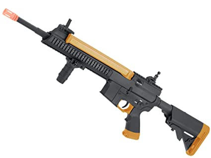 Amazon com : Evike S&T Full Metal ST-57 with Adapted P90