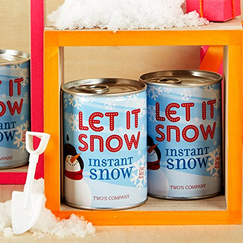 Two's Company Instant Magic Snow in Can Two' s Company 8234