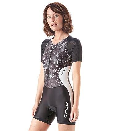 Amazon.com   ORCA Women s Core Short Sleeve Tri Race Suit (Large ... 77569f127