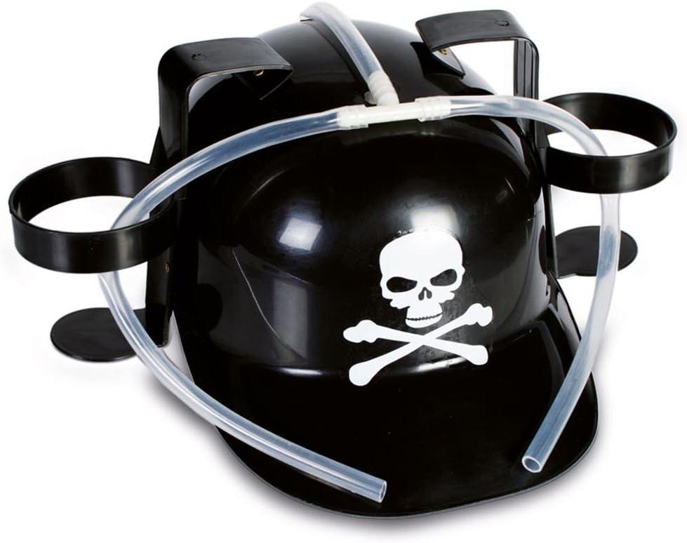 Kr/üger /& gregoriades 802300/drinking helmet skull