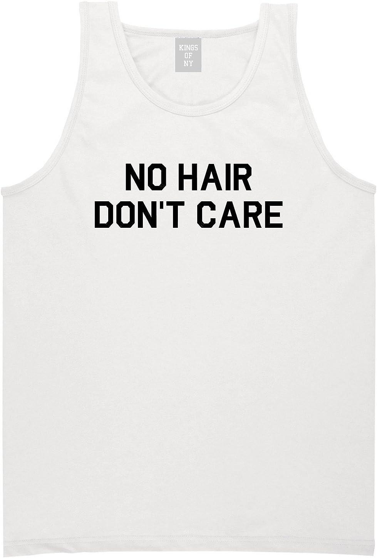 No Hair Dont Care Mens Tank Top Shirt