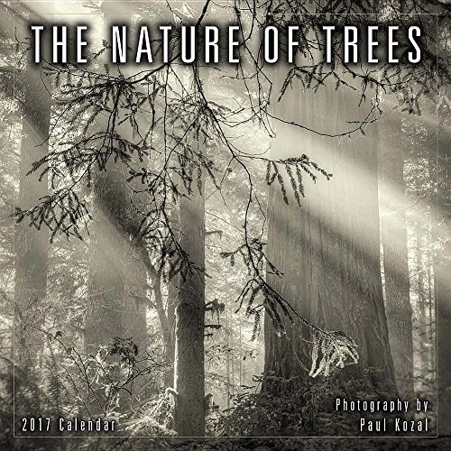 The Nature of Trees 2017 Mini Calendar