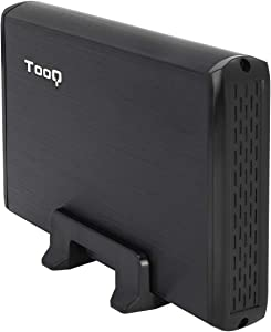 TooQ TQE-3509B - Carcasa para Discos Duros HDD de 3.5