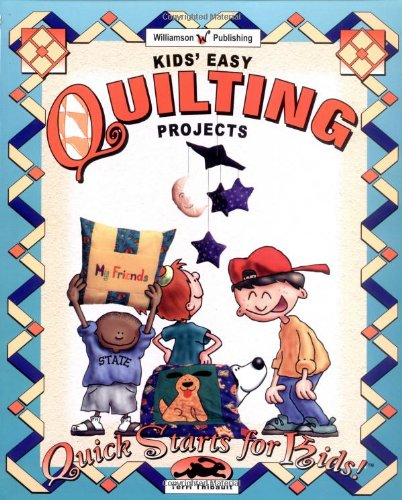 Download Kids' Easy Quilting Projects (Quick Starts for Kids!) ebook