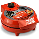 Disney Pixar Cars DPC-258 Waffle Maker One Size Red