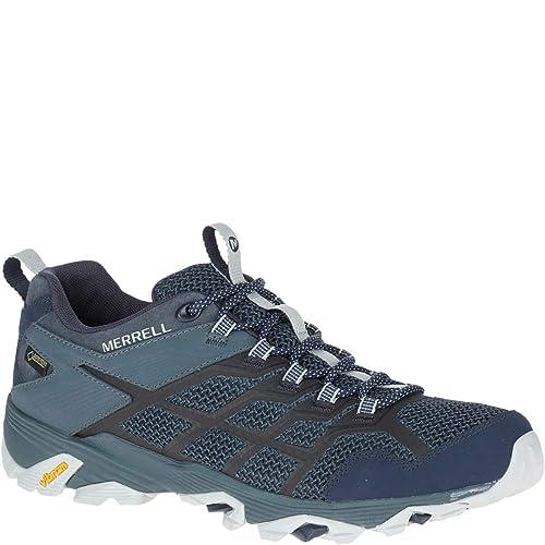 cb02f45c9558 Merrell Moab FST 2 GTX Shoes Men Blue 2019  Amazon.co.uk  Shoes   Bags