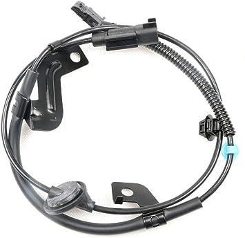 Left /& Right Fits Caliber Compass Patriot Set of 2 ABS Wheel Speed Sensor Rear
