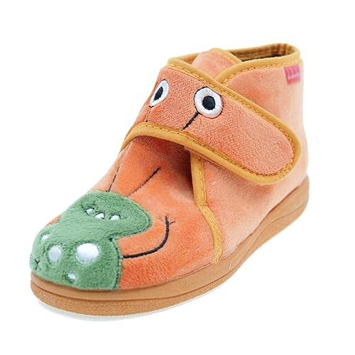 moda ultima collezione prezzo competitivo DIAMANTINO Pantofole A Strappo Monster Bambino OL2243 ...