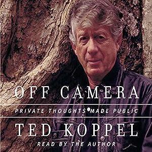 Off Camera Audiobook