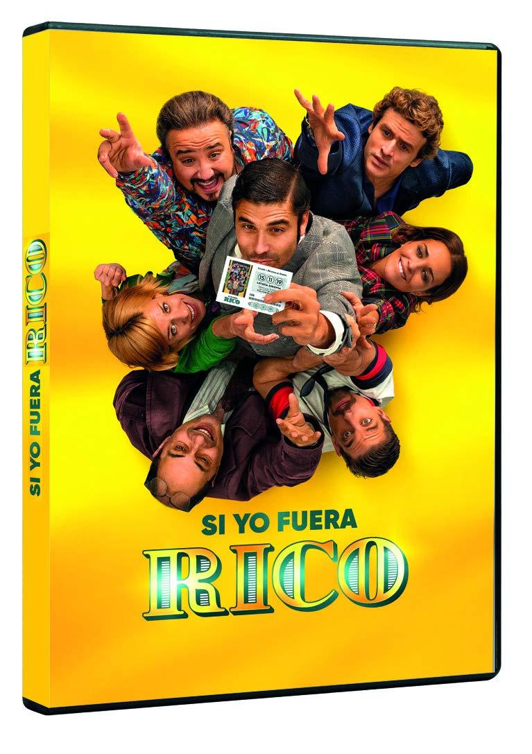 Si yo fuera rico [DVD]: Amazon.es: Álex García, Alexandra Jiménez ...